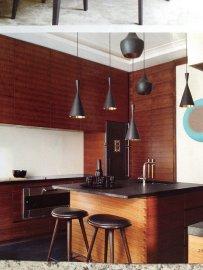 Tranche de pomme ou clémantines? Quel papier peint réelire à la salle à manger. Quelle décoration augmentera votre apétit?